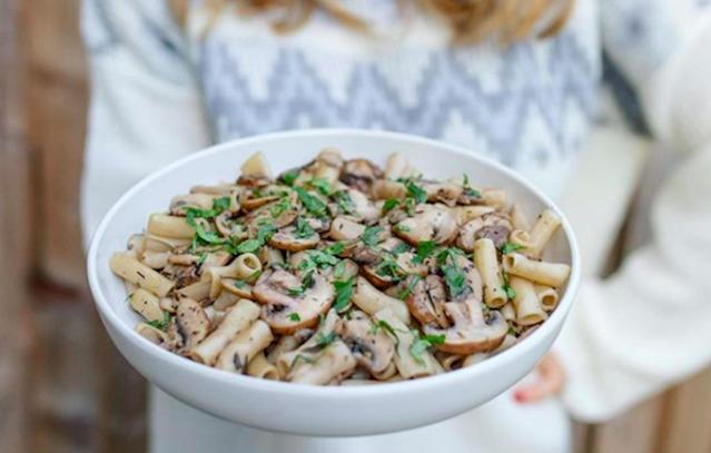 <p>According to Whole Foods, mushrooms, which are traditionally used to support wellness, are now being used in various food and drink recipes from tea to broths. (<em>Photo: Instagram/Madeleine_Shaw_)</em> </p>