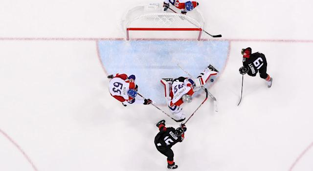 Canada's depth scoring has been an issue. (Getty)