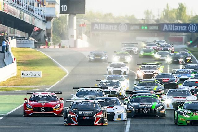 Blancpain GT champion Ide out of coma