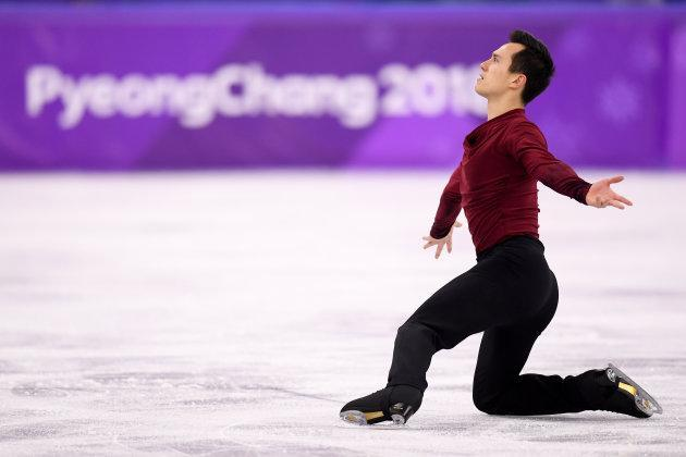 Canada's Patrick Chan has said he will be retiring after these Olympics.