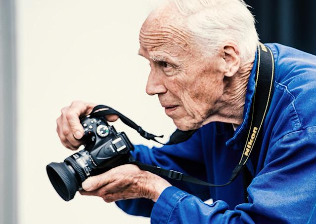<p>Bill Cunningham pioneered street style fashion photography, riding his bike around New York taking pictures of everyday people for the New York Times. He was designated as a living landmark by the city in 2009 and was the subject of a 2010 documentary, Bill Cunningham New York. He died on June 25 at age 87. — (Pictured) Photographer Bill Cunningham is seen outside Skylight Clarkson Sq during New York Fashion Week in 2015 in New York City. (Noam Galai/Getty Images) </p>