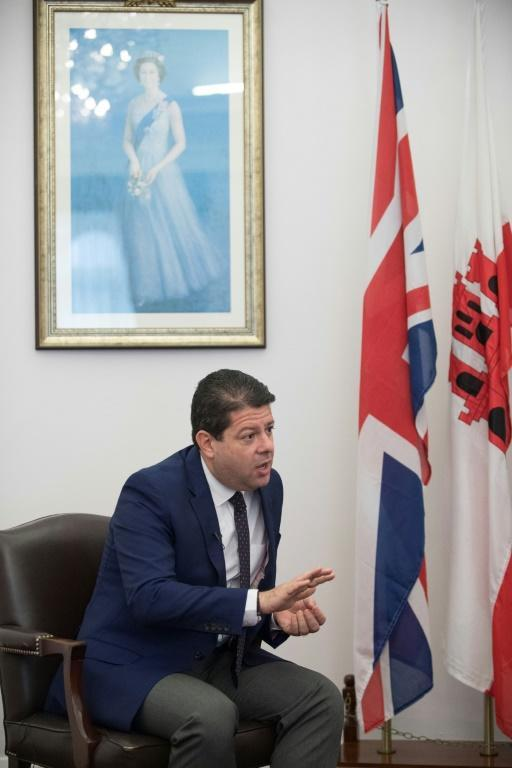 Chief Minister of Gibraltar Fabian Picardo says he is 'delighted that Gibraltar has become known as a place of love rather than a place of division'