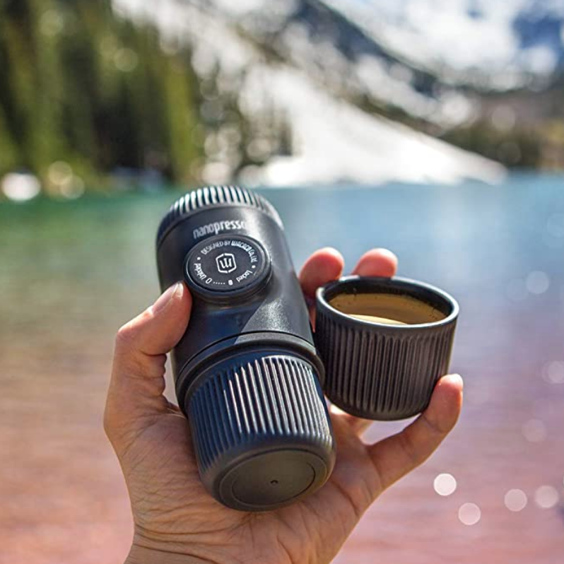Wacaco Nanopresso Portable Espresso Maker. (Photo: Amazon)