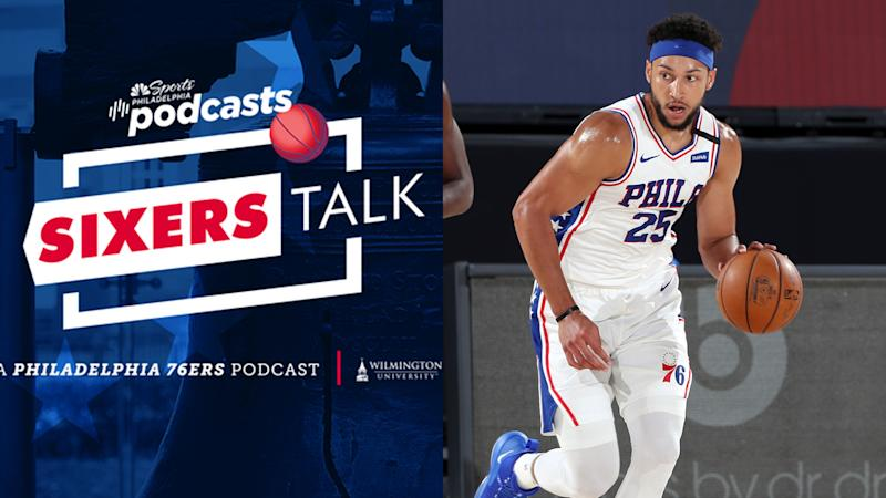 Sixers Talk podcast: The NBA is back and Ben Simmons is shooting