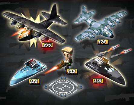 Empires Allies Special Forces Spectacular end