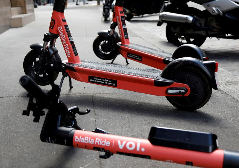 E-scooter sharing firm VOI breaks even, raises $30 million to expand