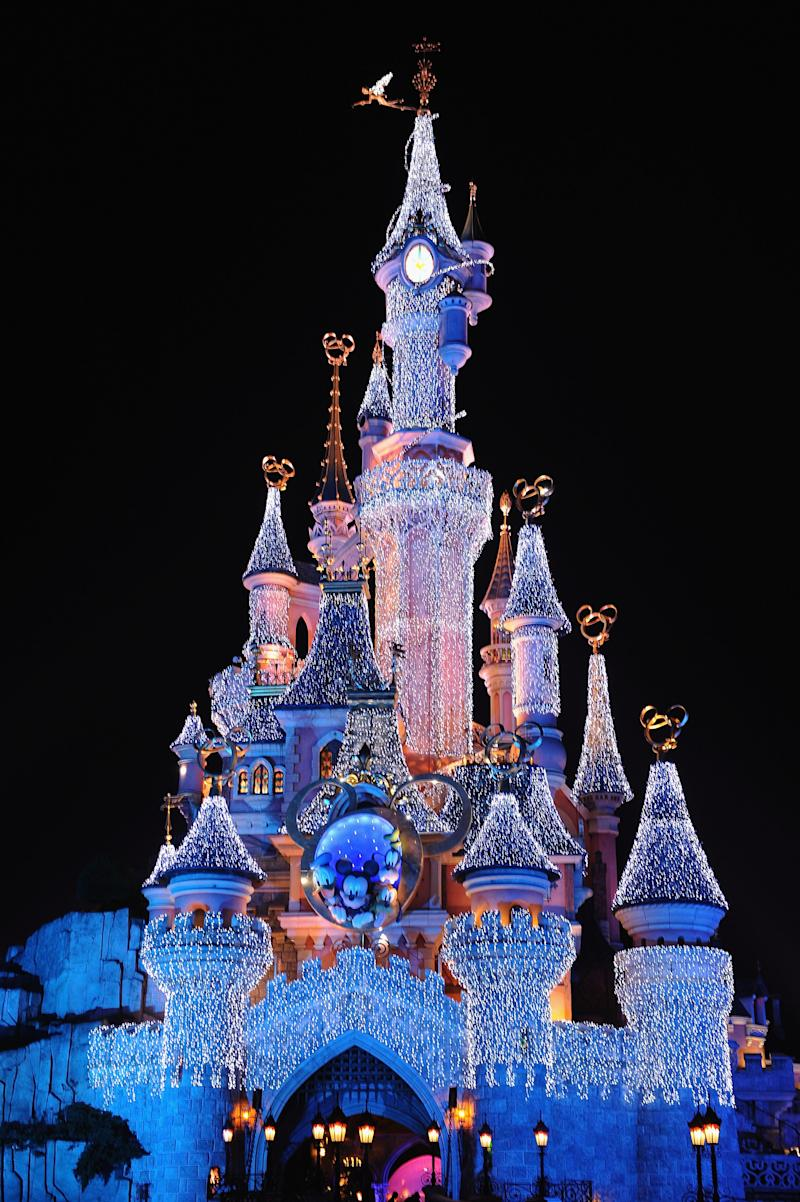 The Sleeping Beauty Castle at Disneyland Resort Paris. [Photo: Getty]