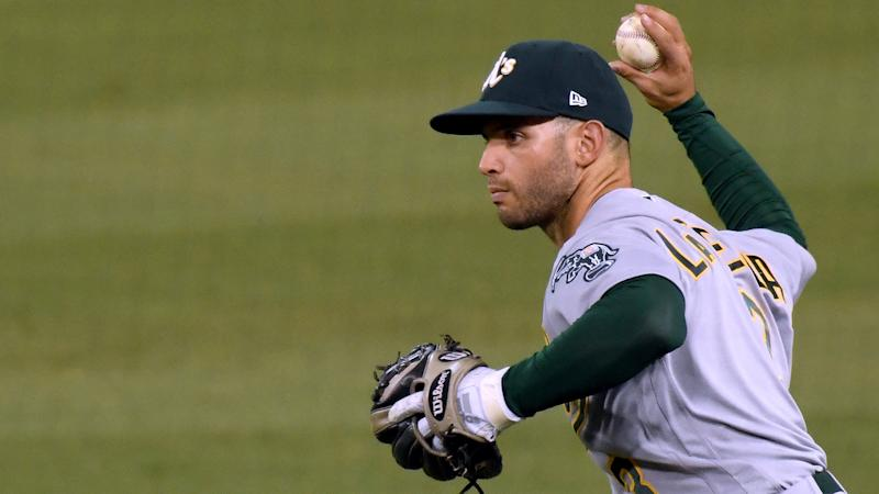 Billy Beane says A's re-signing Tommy La Stella is 'top of list' priority
