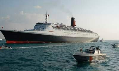 QE2 To Be Transformed Into Five-Star Hotel