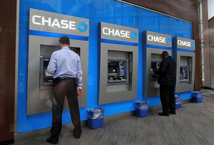 JPMorgan Chase, Bank of America, and Wells Fargo earn billions in ATM fees every year.