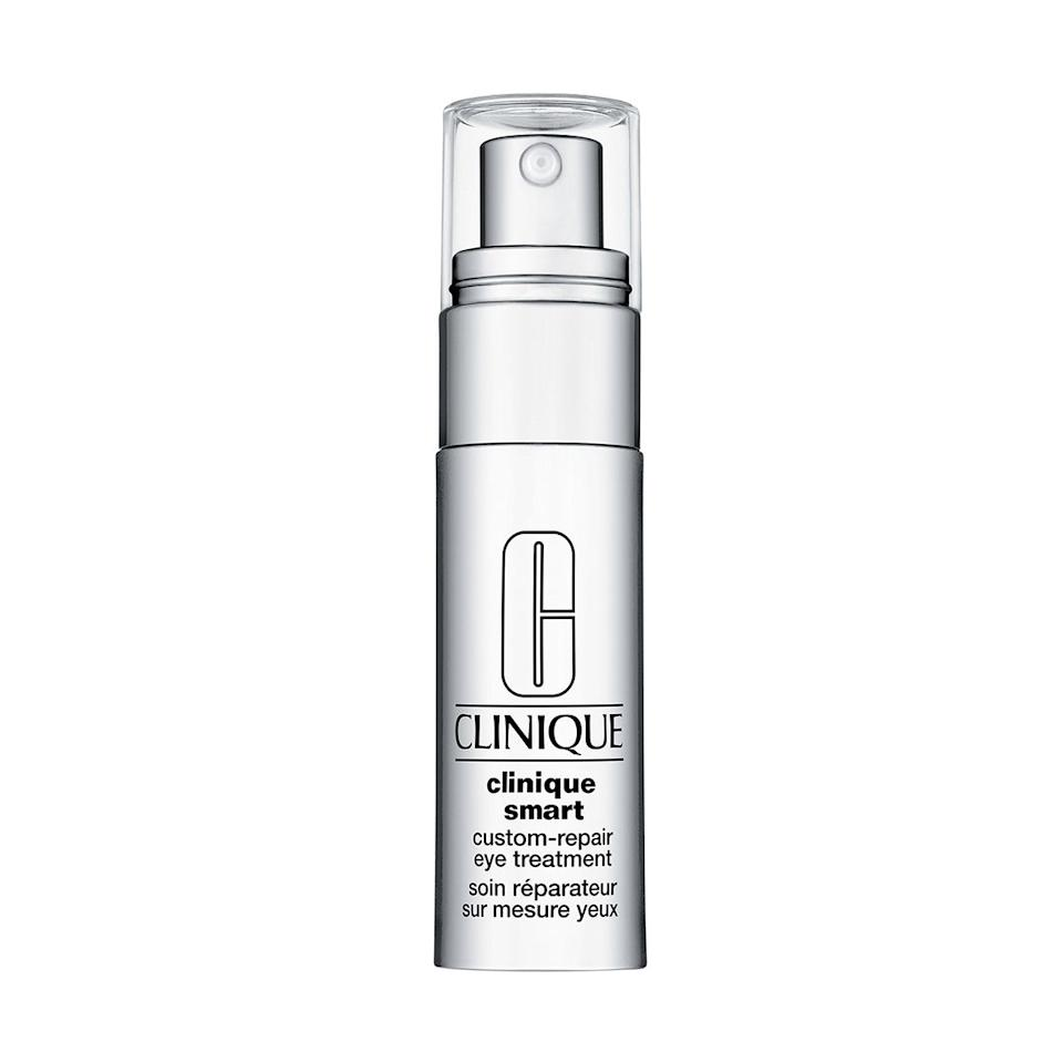 """""""This treatment really helps smooth under-eye wrinkles and helps concealer stay in place while lasting longer."""""""