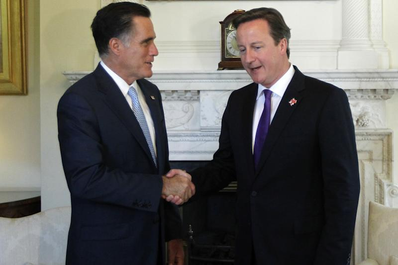 Romney expects Olympics 'to be highly successful'