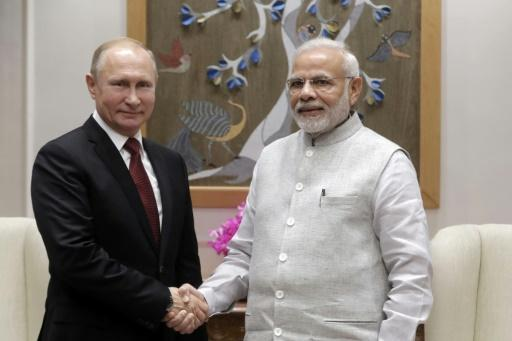 Russia deals put India in a tricky spot with the US