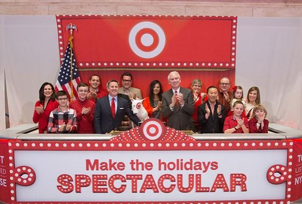Target's (TGT) Holiday Season Strategy Sends Stock to Six-Month High