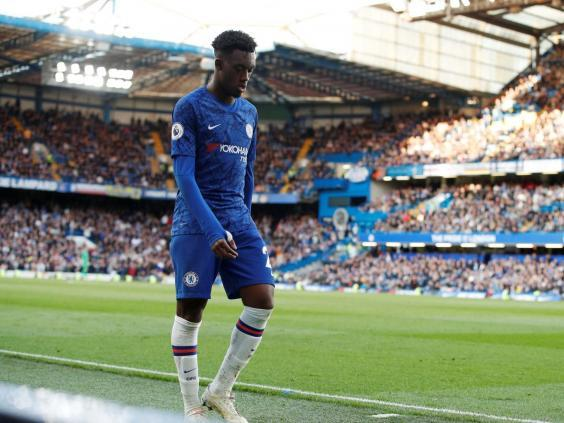 Hudson-Odoi is already showing signs he will become a world class player (Action Images via Reuters)