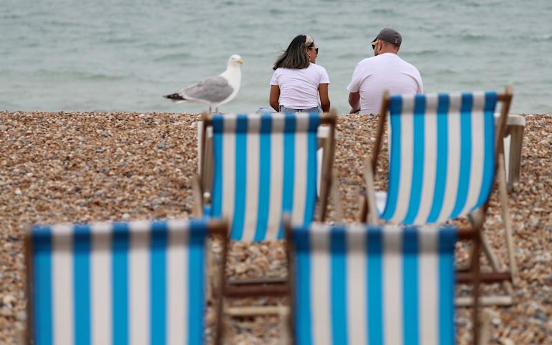The city was one of several places in Britain that drew thousands of visitors during the late-June heatwave