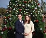 """<p>Justin Russo from <em>Wizards of Waverly Place</em> announced in September 2018 he and wife Maria Cahill were expecting a daughter. </p><p>""""ITS A GIRL ITS A GIRL ITS A GIRL. Im a Poppa!!!!!!! Im so overwhelmed with joy I had to share this with you guys. I'm already singing 'I Loved Her First.' I can't wait to sit her down on a couch and tell her a 9 season story of How I Met Your Mother,"""" he captioned the <a href=""""https://www.instagram.com/p/BnWaqPFAHtP/"""" rel=""""nofollow noopener"""" target=""""_blank"""" data-ylk=""""slk:gender reveal video"""" class=""""link rapid-noclick-resp"""">gender reveal video</a> on Instagram. (FYI, he was Ted Mosby's son on <em>How I Met Your Mother</em>.)</p><p>In March 2019, David and Maria welcomed Pia. David got <a href=""""https://www.instagram.com/p/BvNi0Y5Fph4/"""" rel=""""nofollow noopener"""" target=""""_blank"""" data-ylk=""""slk:candid on Instagram"""" class=""""link rapid-noclick-resp"""">candid on Instagram</a>, revealing the couple had three miscarriages in the past.</p>"""
