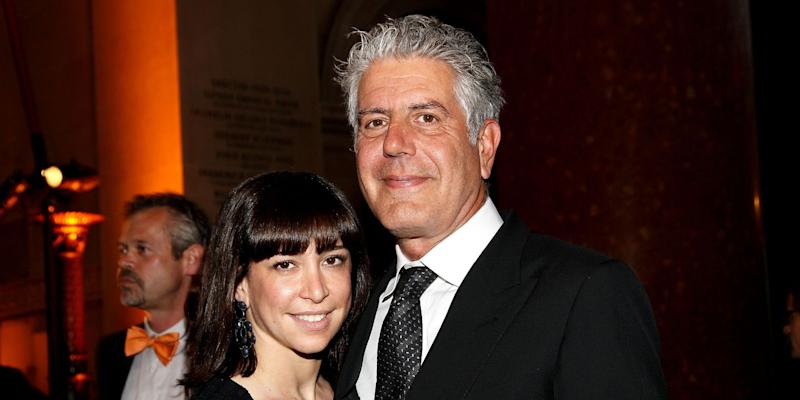 Anthony Bourdain's mother speaks out about his tragic death