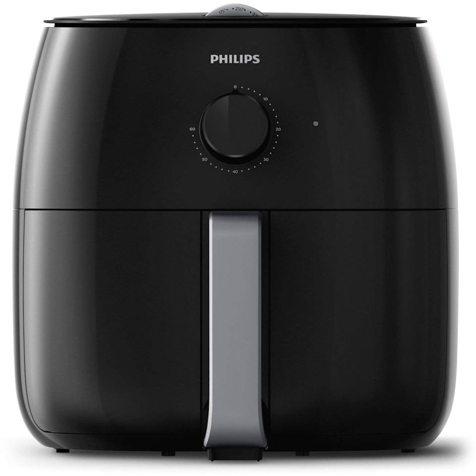 "<p>This <a href=""https://www.popsugar.com/buy/Philips-Twin-TurboStar-Technology-XXL-Airfryer-Fat-Reducer-468779?p_name=Philips%20Twin%20TurboStar%20Technology%20XXL%20Airfryer%20with%20Fat%20Reducer&retailer=amazon.com&pid=468779&price=200&evar1=moms%3Aus&evar9=46385124&evar98=https%3A%2F%2Fwww.popsugar.com%2Fphoto-gallery%2F46385124%2Fimage%2F46385133%2FPhilips-Twin-TurboStar-Technology-XXL-Airfryer-Fat-Reducer&list1=shopping%2Camazon%2Csale%2Camazon%20prime%2Csale%20shopping%2Camazon%20prime%20day&prop13=api&pdata=1"" rel=""nofollow"" data-shoppable-link=""1"" target=""_blank"" class=""ga-track"" data-ga-category=""Related"" data-ga-label=""https://www.amazon.com/Philips-HD9630-98-Turbostar-Airfryer/dp/B079L2ZQGB?ref_=Oct_DLandingS_PC_5edfdb44_1&amp;smid=ATVPDKIKX0DER"" data-ga-action=""In-Line Links"">Philips Twin TurboStar Technology XXL Airfryer with Fat Reducer</a> ($200, originally $350) is one deal you simply can't miss out on.</p>"