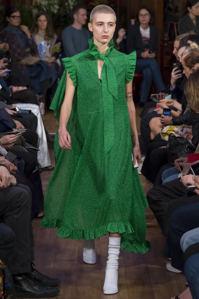<p>This babydoll-esque dress is certainly not for kids. (<i>Photo: Getty Images)</i></p>