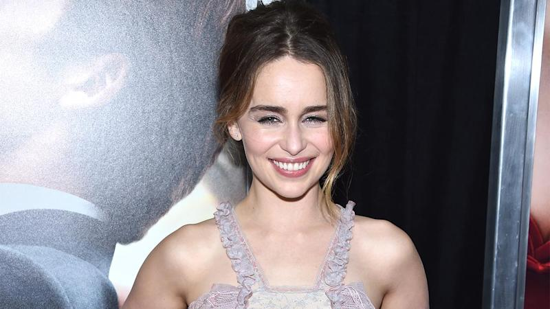 Emilia Clarke Finally Dyes Her Real Hair Shocking Blonde for 'Game of Thrones' Last Season: Pic!
