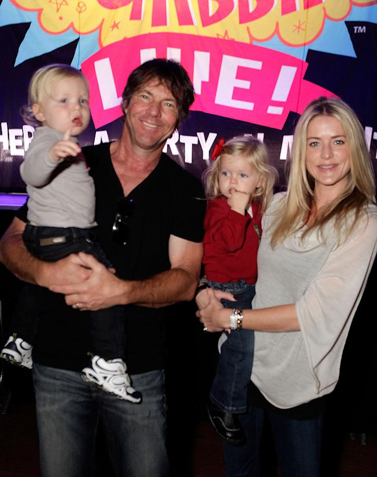 "<p class=""MsoNormal"">Dennis Quaid and third wife Kimberly became parents to twins Zoe Grace and Thomas Boone via gestational surrogate on November 8, 2007, but their joy quickly turned to panic when the babies were given an accidental overdose of a blood thinner at the hospital that nearly killed them. The couple later sued the drug manufacturer for making the packaging of different doses too similar and Quaid eventually testified in front of a Congressional committee to fight a measure that would have made drug companies immune from certain lawsuits. </p>"