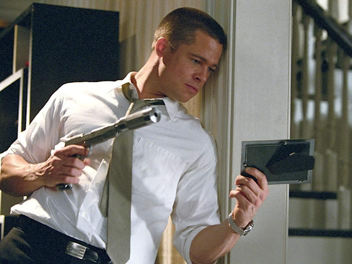 brad pitt mr. and mrs. smith