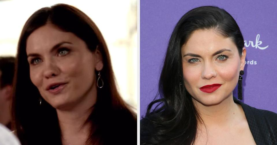 What else you've seen her in: She's All That, Legacies, Hit the Floor, Halloween H20: 20 Years Later, Prison Break, Two and a Half Men, The Evidence, Boston Legal, Nash Bridges, Whatever It Takes, and more