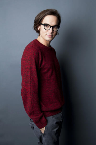 """FILE - This Jan. 2, 2013 file photo shows actor Tyler Blackburn, from ABC's """"Pretty Little Liars"""" series, in New York. ABC Family announced Tuesday, April 30, that Blackburn will star in the spin-off series """"Ravenwood."""" (Photo by Amy Sussman/Invision/AP, file)"""