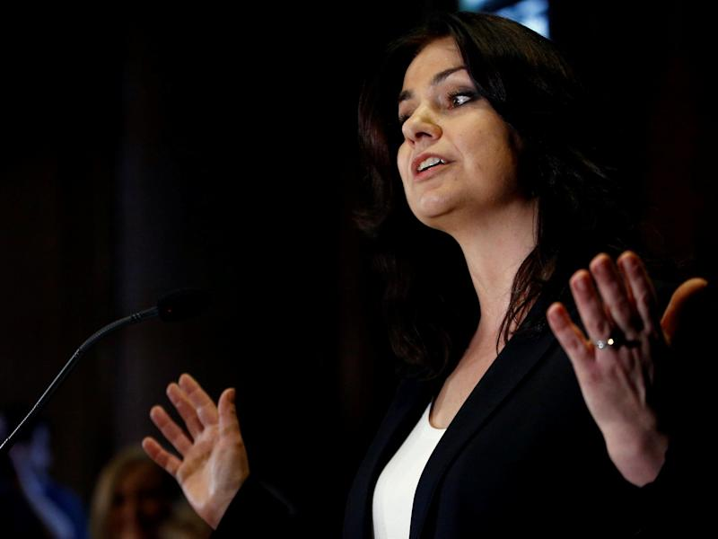 Brexit: Change UK interim leader Heidi Allen says no deal should be ballot in second referendum