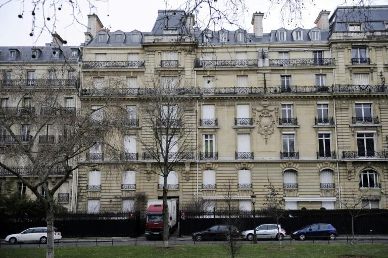 Teodorin Obiang tried to pass off his Avenue Foch building as a diplomatic mission