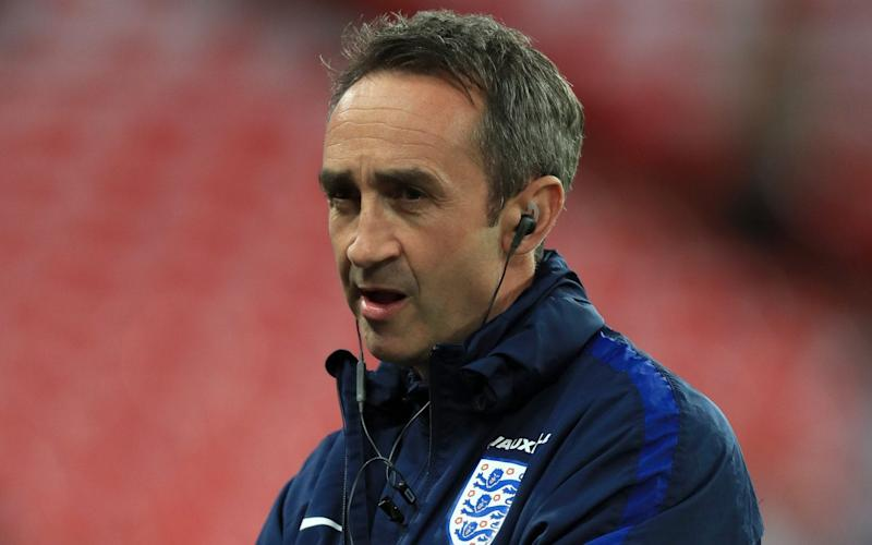 Dave Reddin, the FA'shead of team strategy and performance services - PA Archive