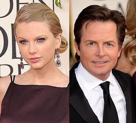 "Taylor Swift Gets an Apology From Michael J. Fox: ""We Are Good"""