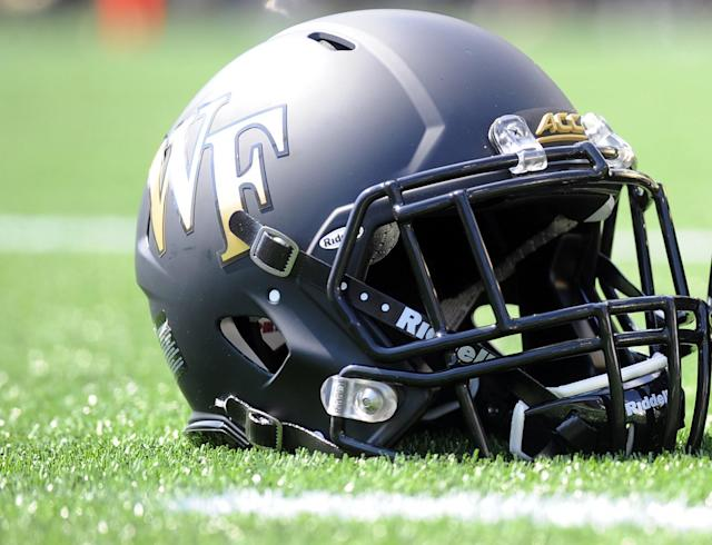 <p><strong>60. Wake Forest</strong><br> Trajectory: Up. The smallest school in the Power Five has correspondingly modest achievements, but the Demon Deacons moved up 13 spots to 58th this year. </p>