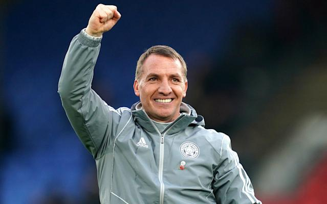 Brendan Rodgers' reputation continues to grow at Leicester City - PA