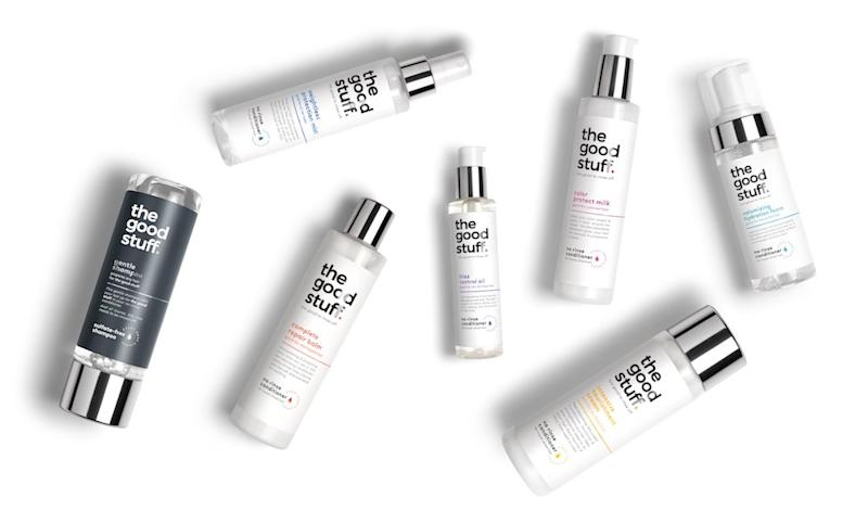 This new hair care brand makes no-rinse conditioners for all textures, and we're obsessed