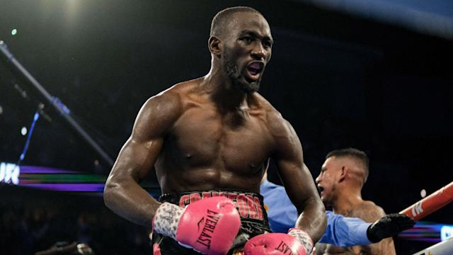 Terence Crawford will be a heavy favourite when he faces Amir Khan later this year, in the latest defence of his WBO welterweight title.
