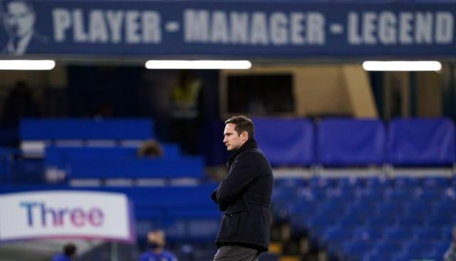 Chelsea great Frank Lampard was sacked as manager on Monday
