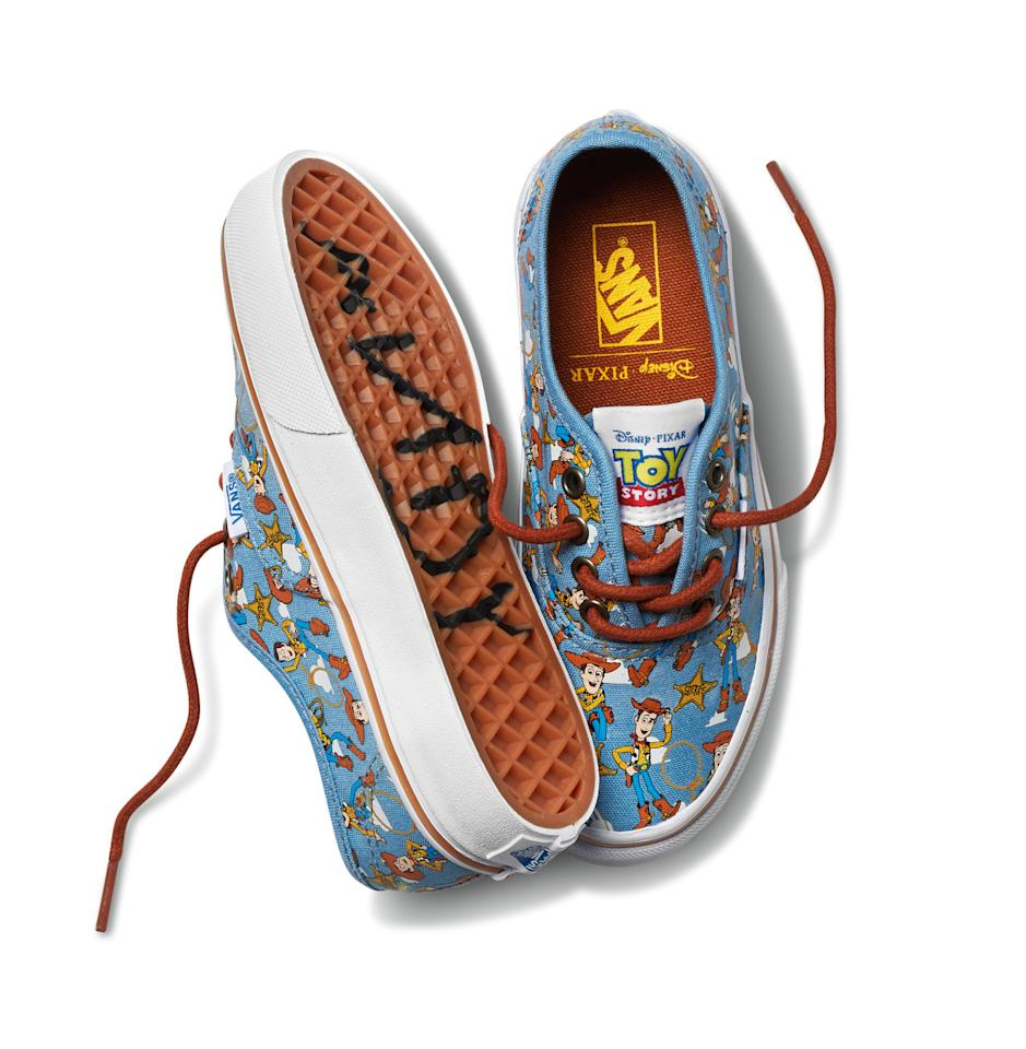The Vans x Toy Story collaboration will take you right back to your  childhood 4afbc14a7