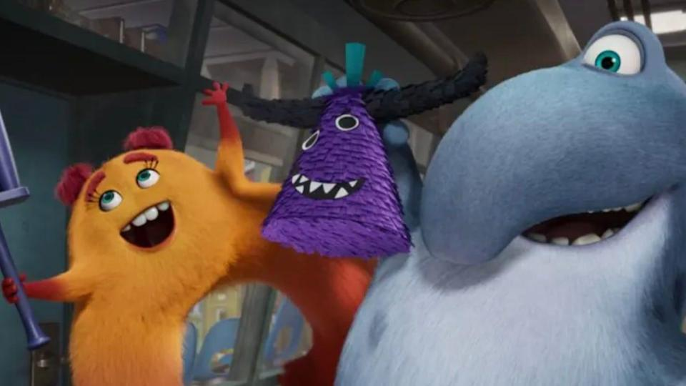 """Friendships are about to get a lot stronger in this episode of """"Monsters at Work."""""""