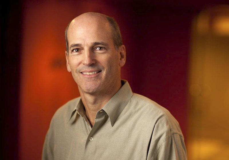 This undated image provided by Pandora shows the former head of the digital advertising company aQuantive, Brian McAndrews, named as Pandora's new chief executive. After working at General Mills and ABC, McAndrews took small Seattle-based digital advertising agency Avenue A and grew it into aQuantive, the digital ad business that Microsoft bought for $6 billion in 2007. (AP Photo/Pandora)