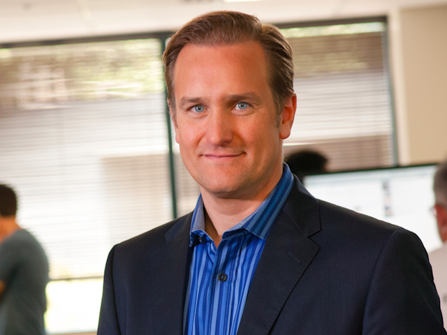 Glassdoor CEO and co-founder Robert Hohman.