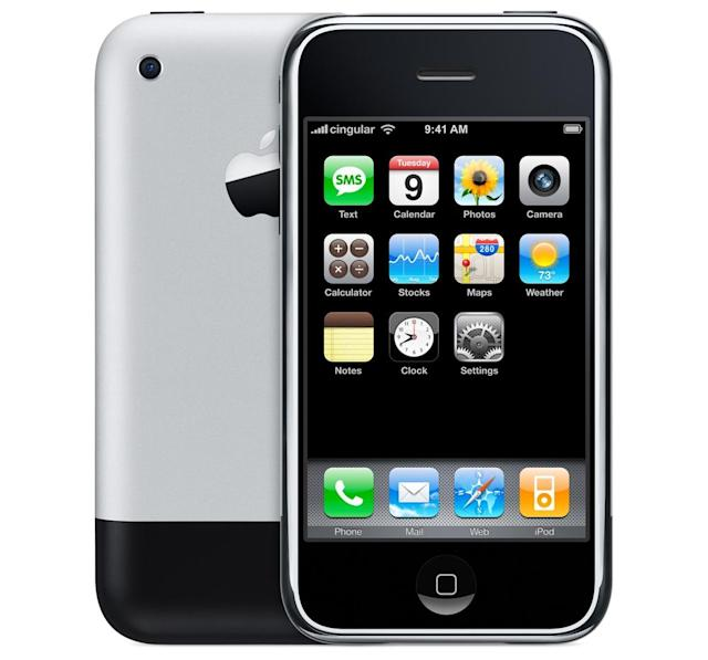 Apple's iPhone has changed a lot since its was first released in 2007.