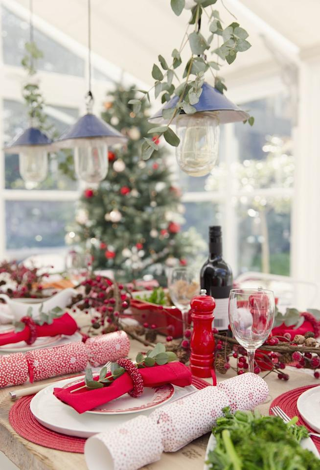 """<p>Dear God, we give thanks for this time when we can all be together. We give <a href=""""https://www.womansday.com/food-recipes/food-drinks/g2043/non-traditional-christmas-dinner/"""" target=""""_blank"""">thanks for this food</a> which is bountiful and delicious. We give thanks for this joyful holiday when we can celebrate our Savior and his love for us. With joy we pray, Amen.</p><p>— <em>B</em><em>eth McLendon</em></p>"""