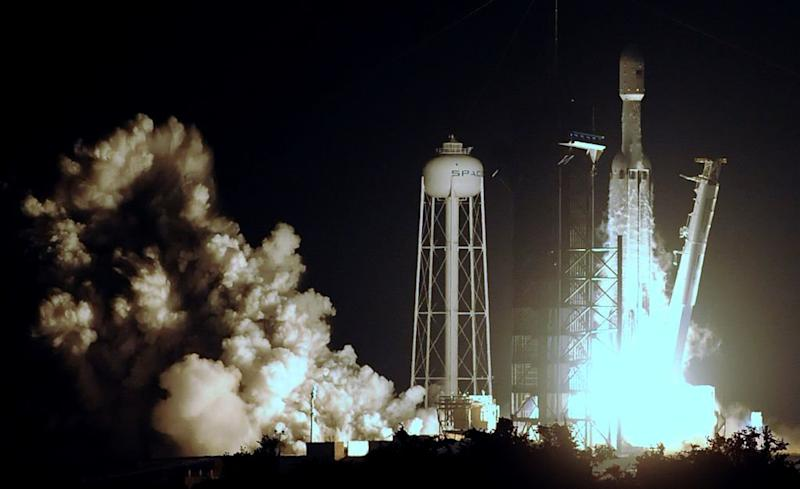 SpaceX Launched a Massive Rocket With 24 Satellites On Board
