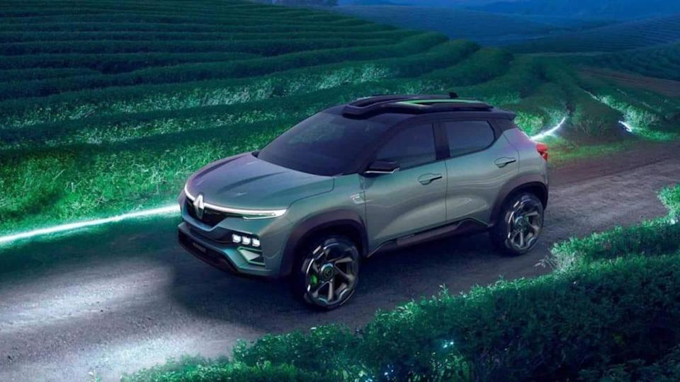 Ahead of launch in India, Renault KIGER reaches dealerships