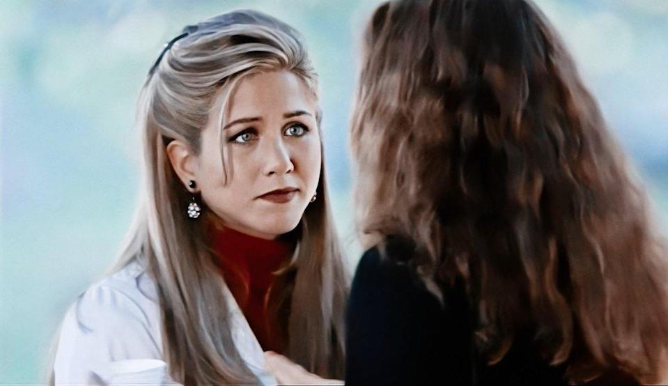 jennifer aniston in til there was you