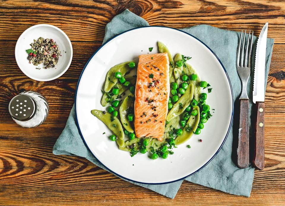Ask someone how they feel about reheated fish and you'll immediately know what kind of person they are. (Photo: Aniko Hobel via Getty Images)