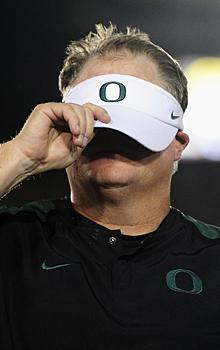 Chip Kelly got his first BCS bowl win in three tries as the Oregon coach