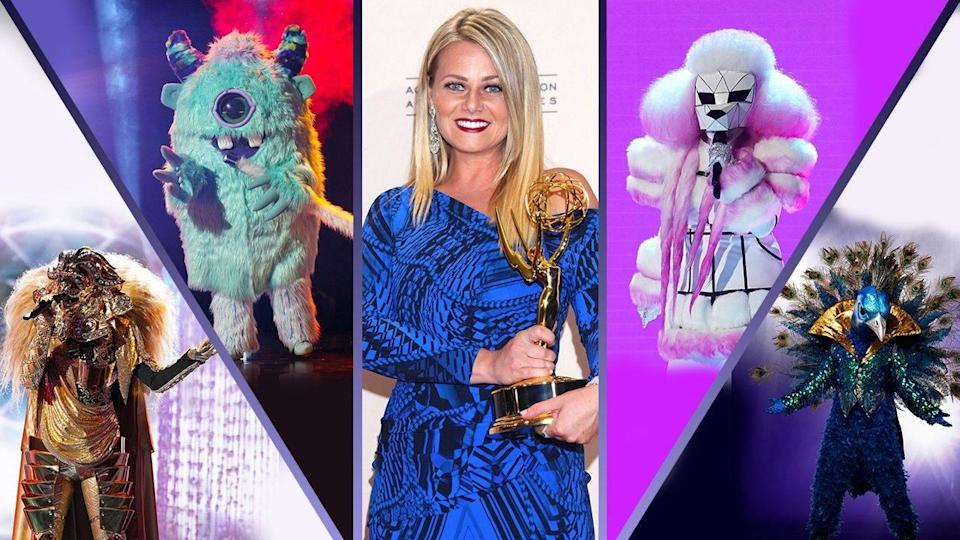 The mastermind behind the elaborate costumes on the competition show is dishing all the details with ET!
